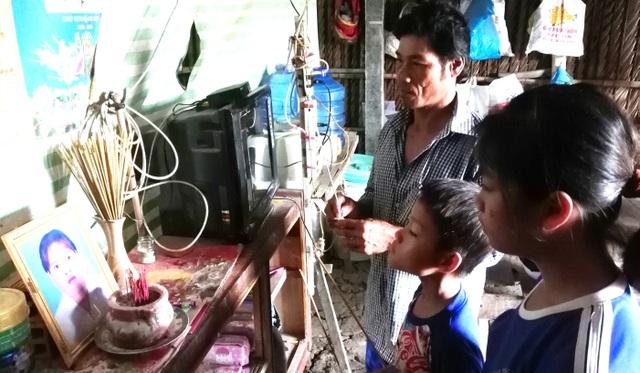 Bi đát gia cảnh người đàn ông chân sắt goá vợ gắng gượng nuôi mẹ già và 2 con - 1