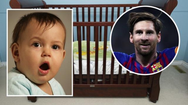 Messi dẫn đầu trào lưu đặt tên trẻ nhỏ tại Barcelona - 1