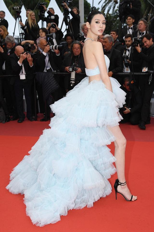 Siêu mẫu Trung quốc tái xuất tại Cannes sau khi được đại gia cầu hôn - 6