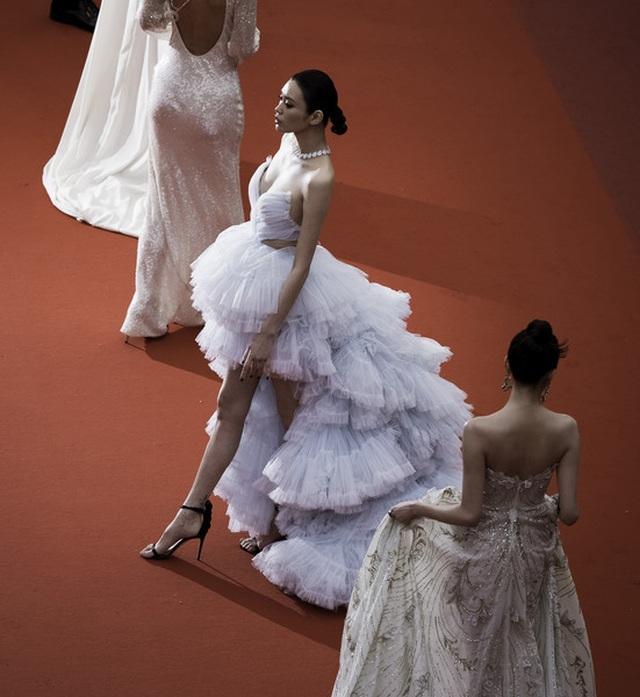 Siêu mẫu Trung quốc tái xuất tại Cannes sau khi được đại gia cầu hôn - 3
