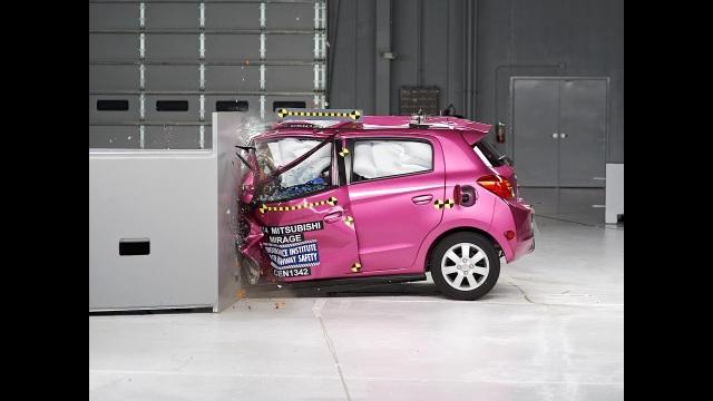 Điểm danh những mẫu xe có tỷ lệ tai nạn chết người cao nhất - 1