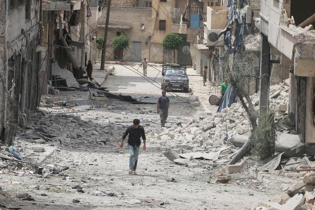 Nga - phương Tây tranh cãi nảy lửa về Syria tại Liên Hợp Quốc - 1