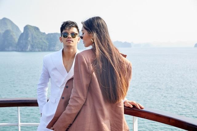 """Dàn sao Việt bất ngờ trước sàn diễn thời trang giữa hoang đảo """"3 không"""" - 19"""