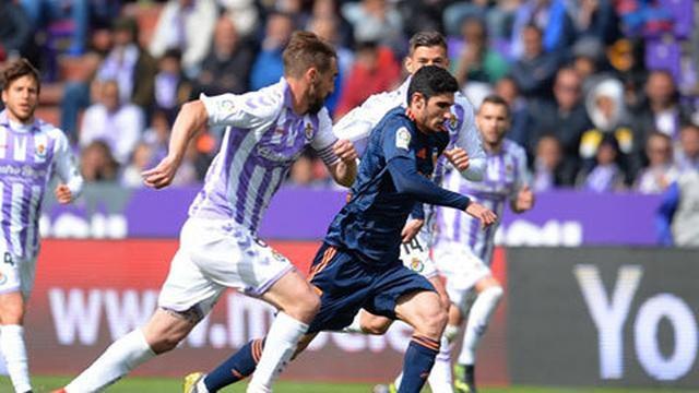 Giành vé dự Champions League, Valencia chờ quyết đấu Barcelona - 2
