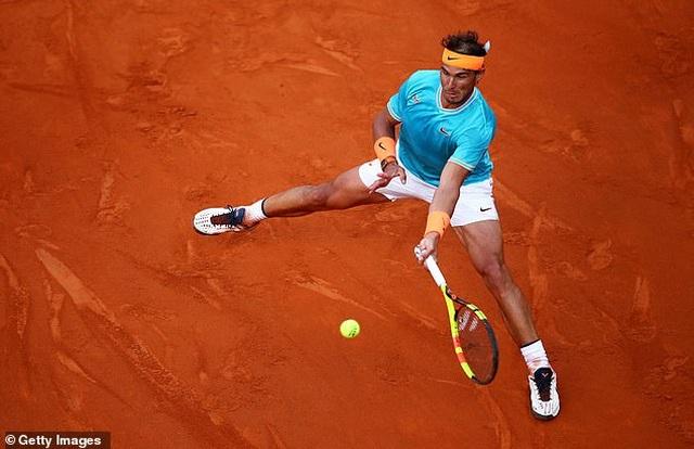 Đánh bại Djokovic, Nadal lần thứ 9 vô địch Italian Open - 2