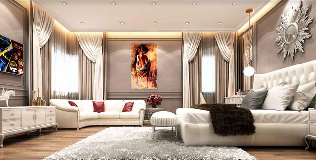Vì sao căn hộ cao cấp diện tích lớn lại được ưa chuộng? - 1