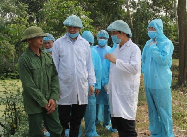 Thanh Hóa: Phó Chủ tịch huyện bị phê bình do để dịch tả lợn lây lan nhanh chóng - 1