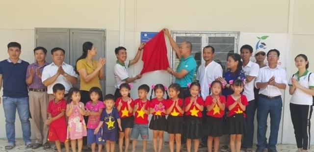 """Thêm một điểm trường """"Vì trẻ em vùng cao"""" tại huyện miền núi Quan Sơn - 1"""