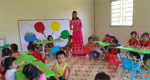 """Thêm một điểm trường """"Vì trẻ em vùng cao"""" tại huyện miền núi Quan Sơn - 3"""