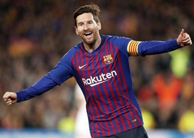 Messi thống trị giải thưởng cá nhân ở La Liga - 1