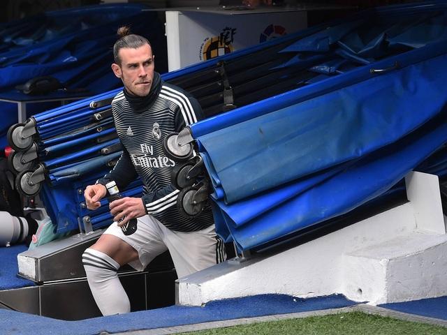 Gareth Bale gây sốc với phát biểu đáp trả gay gắt HLV Zidane - 1