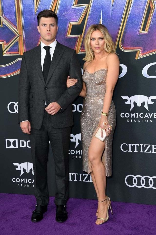 Scarlett Johansson đã đính hôn - 2