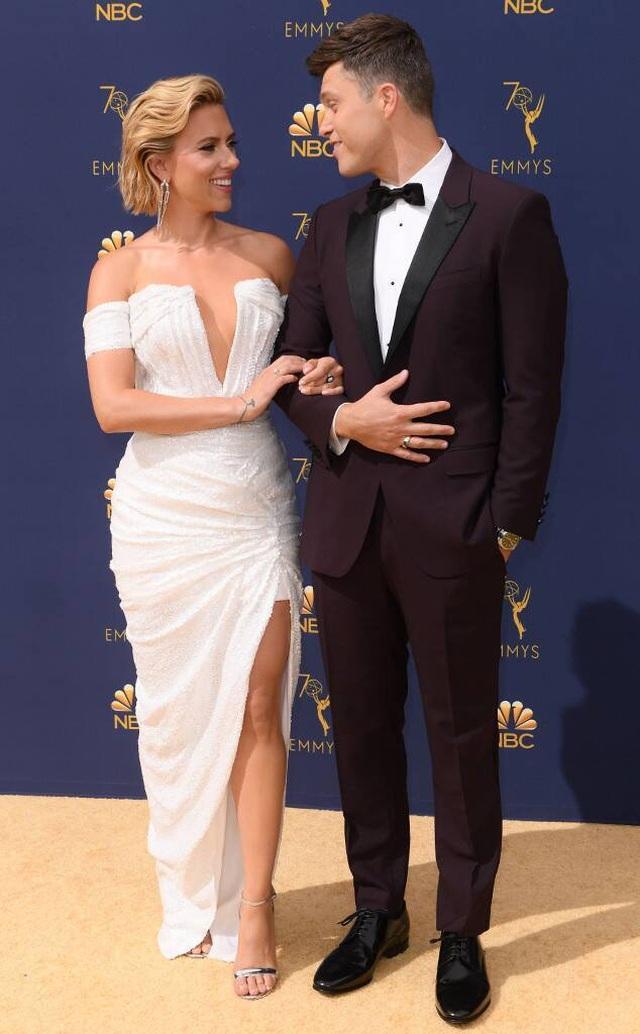 Scarlett Johansson đã đính hôn - 5