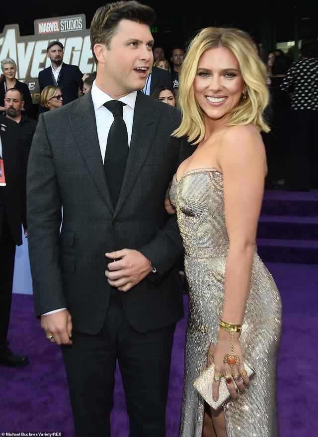 Scarlett Johansson đã đính hôn - 1