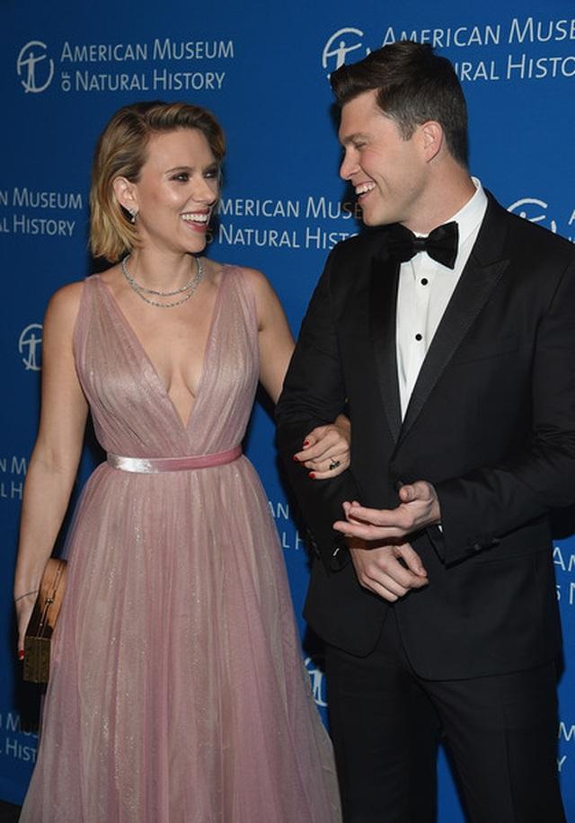 Scarlett Johansson đã đính hôn - 3