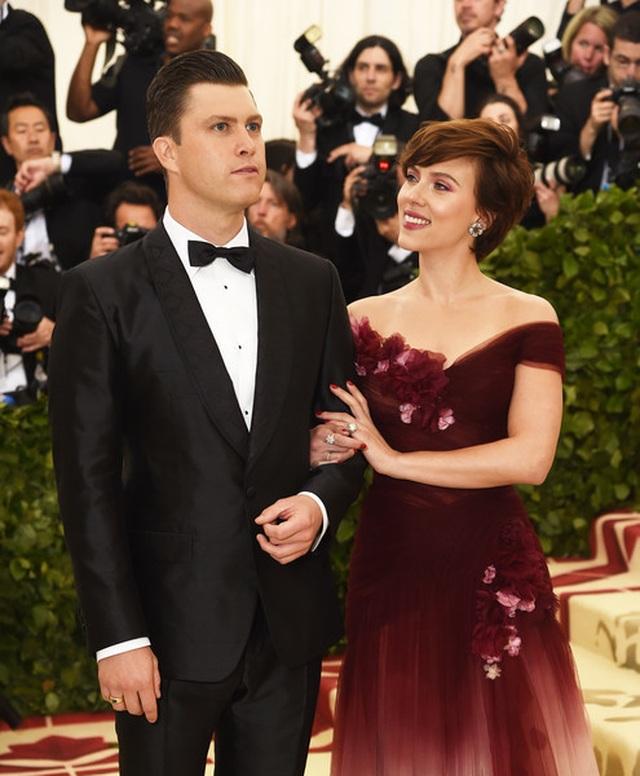 Scarlett Johansson đã đính hôn - 4