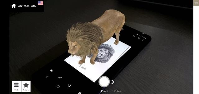 Ứng dụng tạo mô hình 3D cực sống động giúp trẻ vừa chơi, vừa học tiếng Anh - 4
