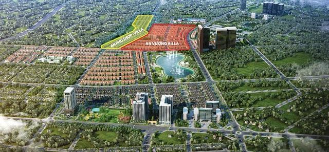 Biệt thự Dương Nội do Tập đoàn Nam Cường đầu tư và phát triển sắp chào bán - 2