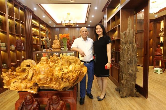 Địa chỉ uy tín bán vòng tay gỗ Sưa đỏ, Trầm hương, Tử đàn tại Hà Nội và TPHCM - 2