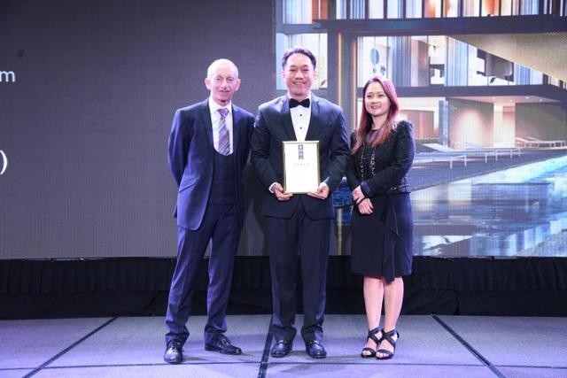 SonKim Land đạt 2 giải thưởng tại  Lễ trao giải Bất động sản Châu Á Thái Bình Dương 2019 với dự án The Galleria Residence - 1