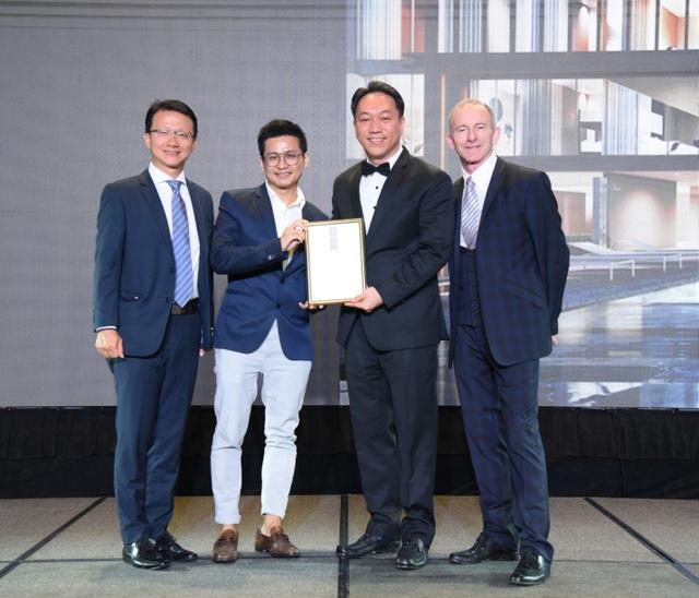 SonKim Land đạt 2 giải thưởng tại  Lễ trao giải Bất động sản Châu Á Thái Bình Dương 2019 với dự án The Galleria Residence - 2