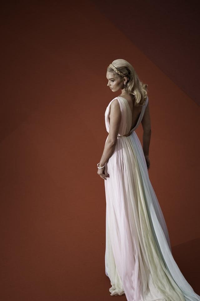 Thiên thần nội y Elsa Hosk đẹp như công chúa - 3