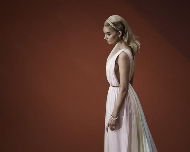 Thiên thần nội y Elsa Hosk đẹp như công chúa - 10