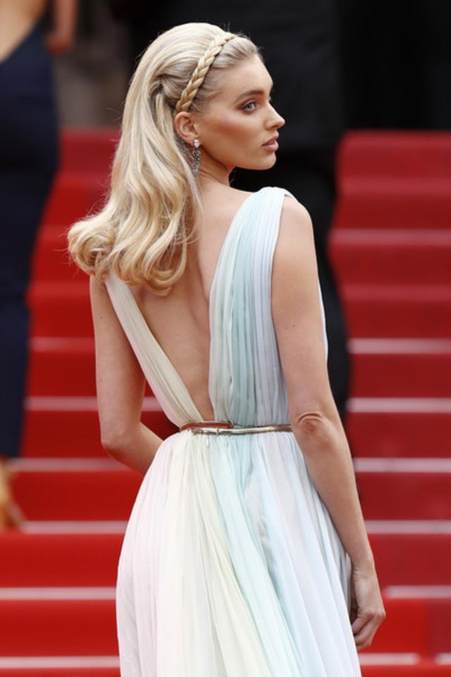 Thiên thần nội y Elsa Hosk đẹp như công chúa - 6