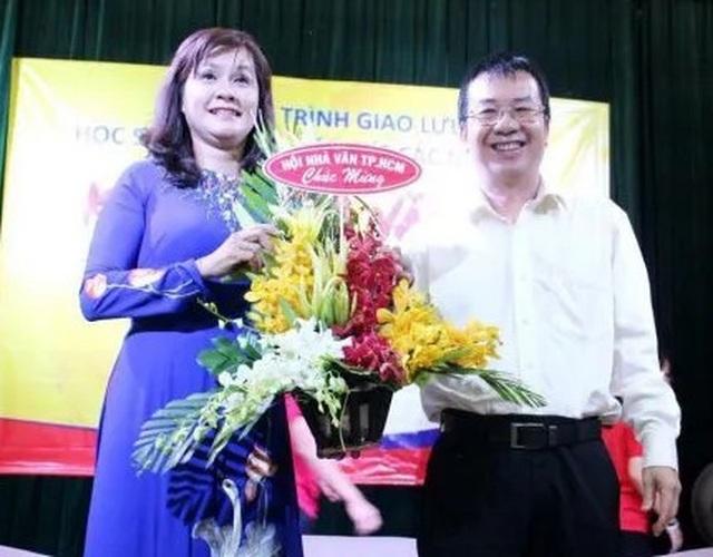Đơn xin nghỉ việc của hiệu trưởng Trường chuyên Lê Hồng Phong bị từ chối - 1