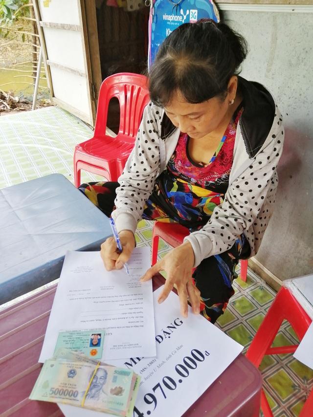 Bạn đọc Dân trí giúp đỡ mẹ con suy thận hơn 74 triệu đồng - 3