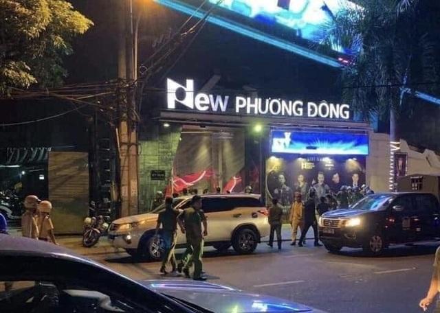 Đột kích vũ trường lớn nhất Đà Nẵng, phát hiện 75 người dính ma tuý - 1