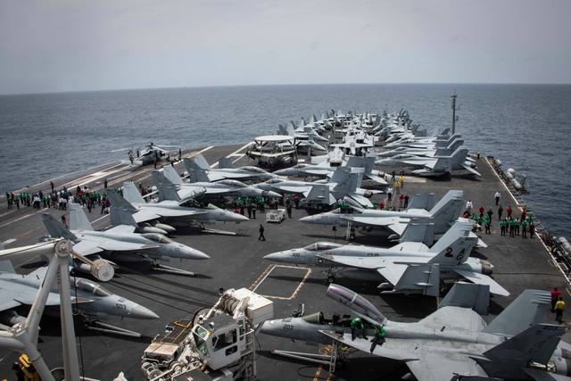 """Tướng Iran tin Mỹ và đồng minh sẽ """"không dám"""" tấn công - 1"""
