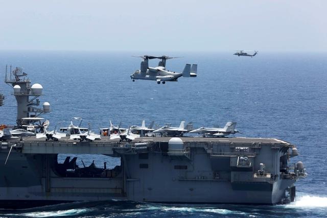 Mỹ dọa hành động quân sự với Iran nếu bị tấn công - 1