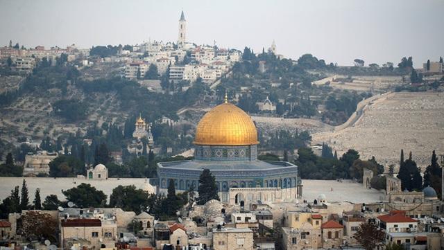 Mỹ công bố một phần kế hoạch hòa bình mới cho Trung Đông - 2