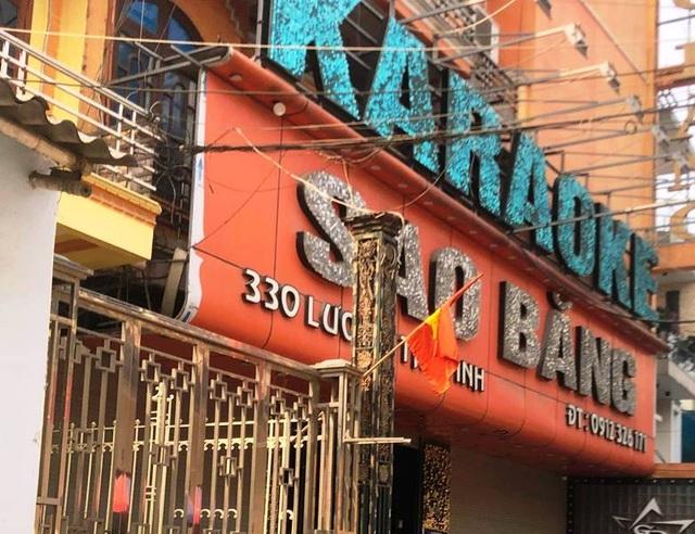 Nghi án nổ súng tại quán karaoke khiến 1 người tử vong - 1