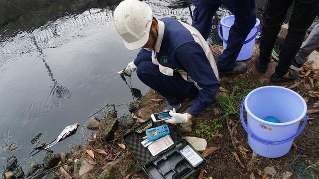 Kiểm tra chất lượng nước sông Tô Lịch sau khi áp dụng công nghệ làm sạch của Nhật Bản - 5