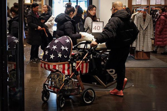 """Mỹ không còn là """"thiên đường"""" với người Trung Quốc - 2"""