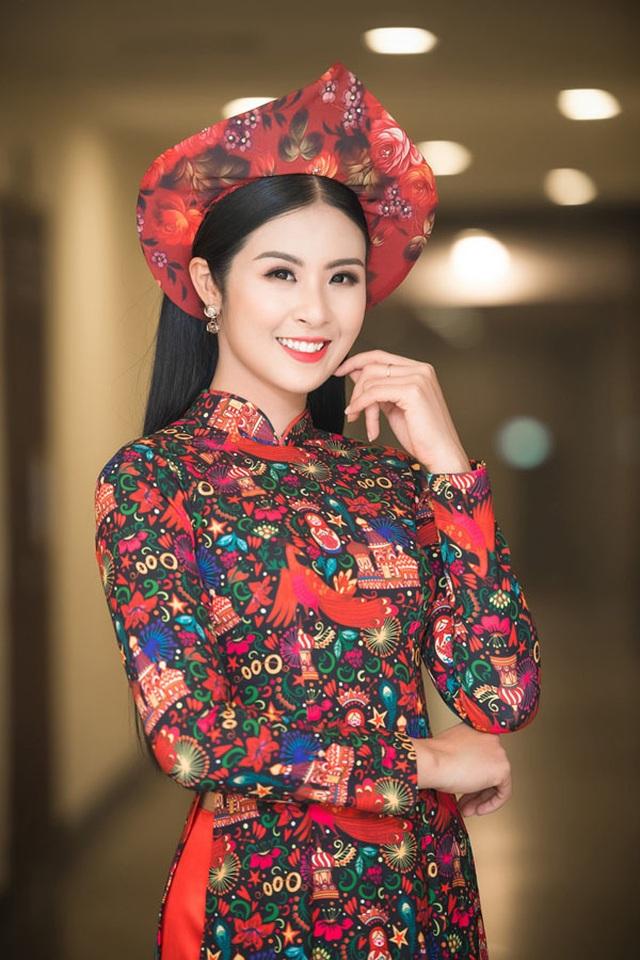 Hoa hậu Ngọc Hân bất ngờ mặc áo tắm khoe body sau nhiều năm đăng quang - 10