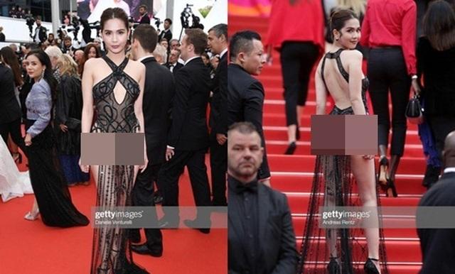 Ngọc Trinh mặc hớ hênh ở LHP Cannes, Bộ Văn hóa nói gì? - 2