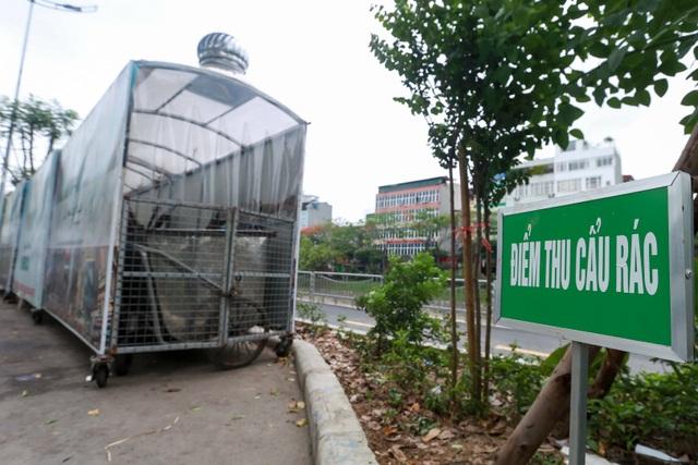 Hà Nội: Trang bị nhà ở di động cho xe đẩy rác trên nhiều tuyến phố - 2