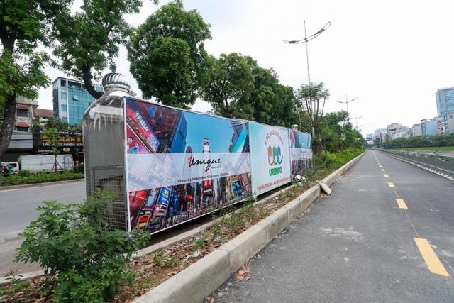 Hà Nội: Trang bị nhà ở di động cho xe đẩy rác trên nhiều tuyến phố - 1