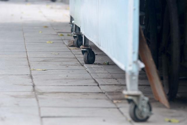 Hà Nội: Trang bị nhà ở di động cho xe đẩy rác trên nhiều tuyến phố - 6