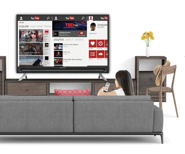 Mua TV Sharp, vù vù truyền hình cáp và FPT Play miễn phí - 1