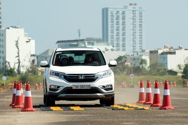 Honda gia tăng tính cạnh tranh cho City và CR-V - 1