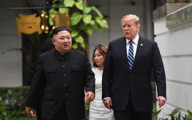 Ông Trump tiết lộ bất đồng với ông Kim Jong-un trong cuộc gặp tại Việt Nam - 1