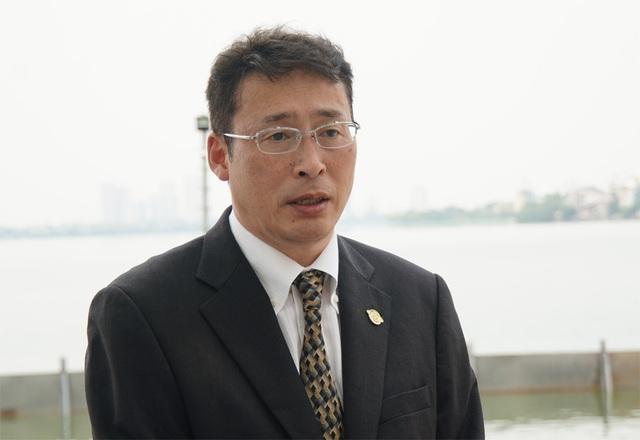 Chuyên gia Nhật phân tích việc làm sạch sông Tô Lịch bằng công nghệ Nano - Bioreactor - 1