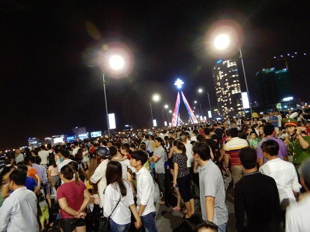 """Không để xảy ra tình trạng """"chặt chém"""" trong thời gian diễn ra Lễ hội pháo hoa Quốc tế - 1"""