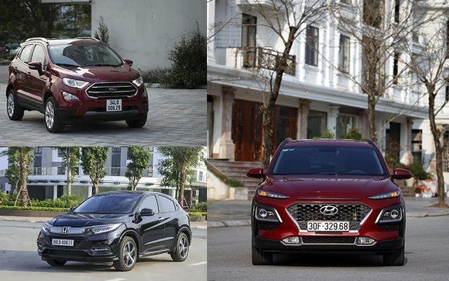 Bộ ba miniSUV - Xe nào được ưa chuộng nhất? - 1