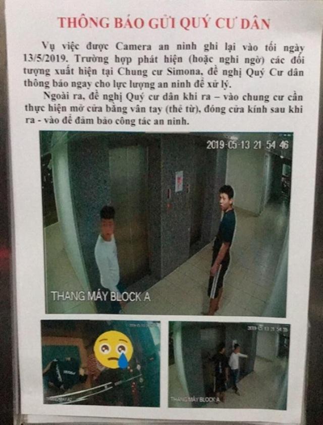 Truy tìm thanh niên quỳ mọp, nhòm ngược váy bé gái trong thang máy - 2