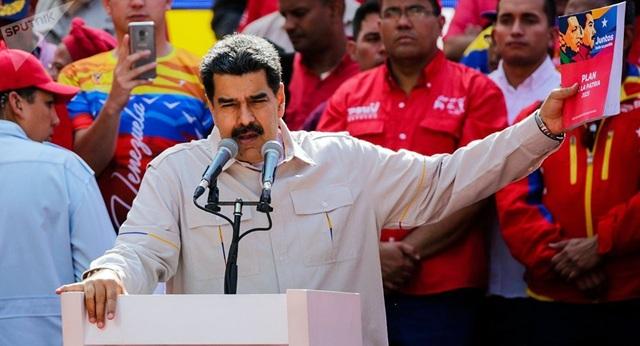 Tổng thống Venezuela kêu gọi quốc hội bầu cử sớm - 1